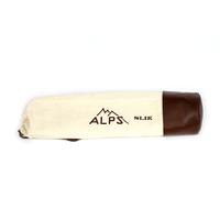 ALPSのロゴ入り三脚ケースが付属