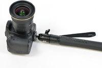 一眼レフカメラまたはミラーレスに対応